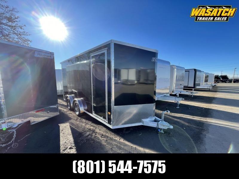 EZ Hauler 7.5x16 Aluminum Enclosed Cargo