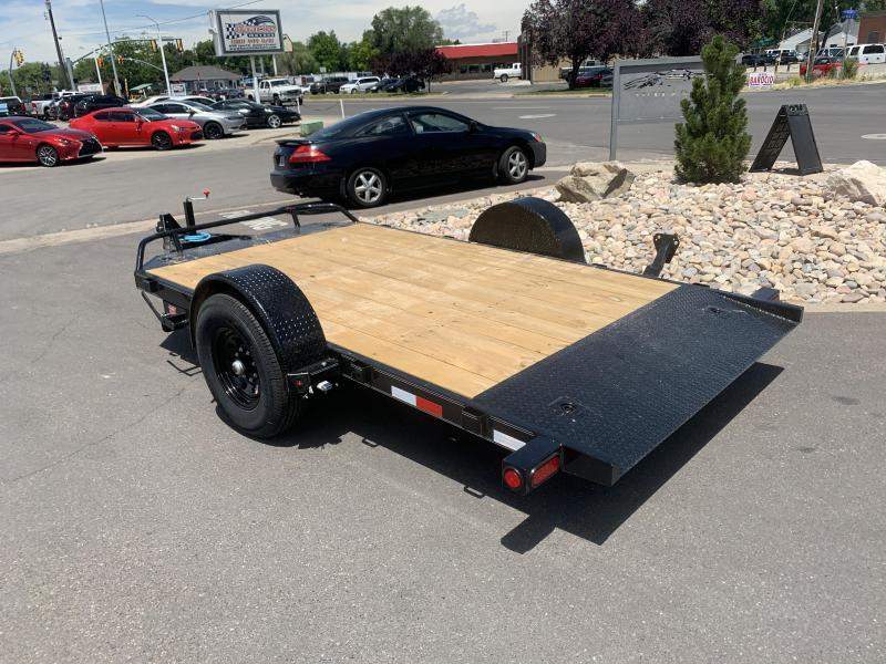 PJ 13' - Single Axle HD Tilt (T1) Equipment Trailer