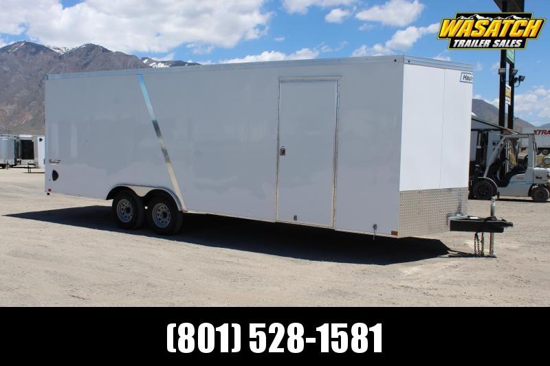 Haulmark 85x24 Transport Enclosed Car / Racing Trailer