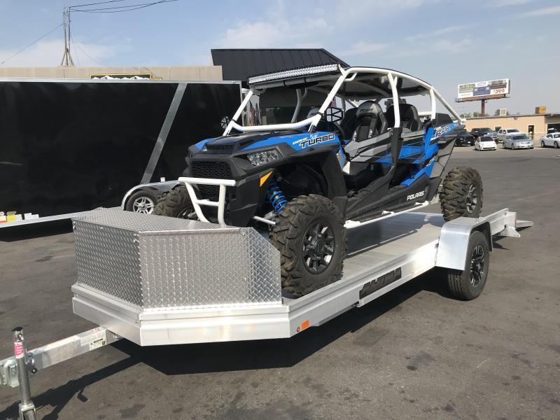 Aluma 6.5x14 (UTR14) ATV Trailer
