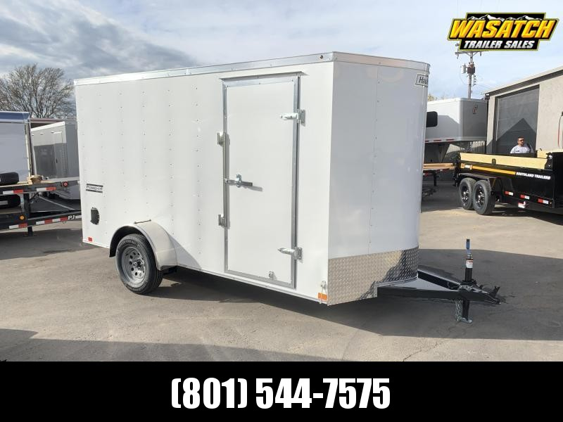 ***Haulmark 6x12 Passport Deluxe Enclosed Cargo***