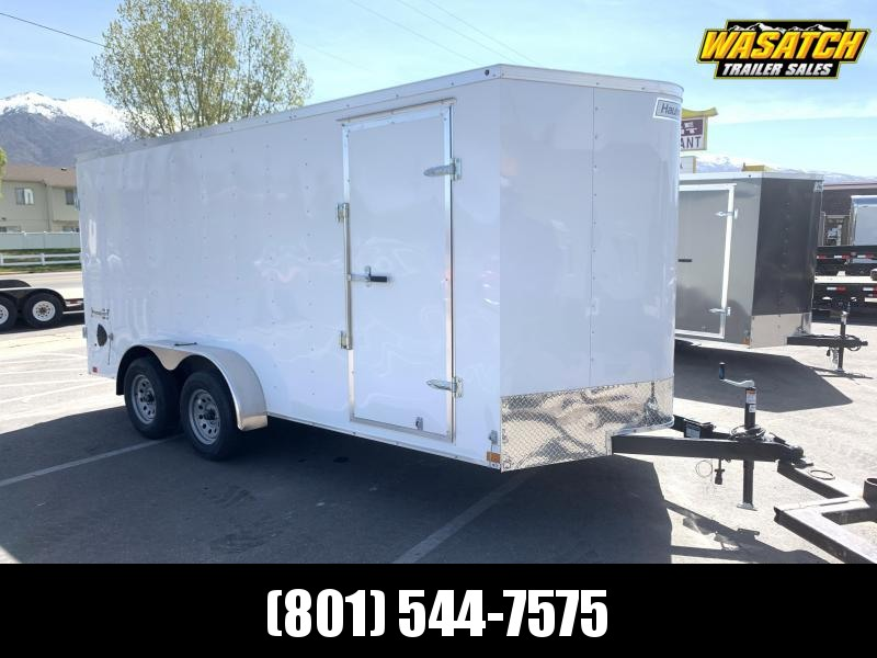 Haulmark 7x16 Passport Deluxe Enclosed Cargo
