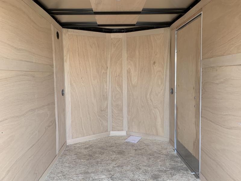 ***Haulmark 6x10 Passport w/ Barn Doors Enclosed Cargo***