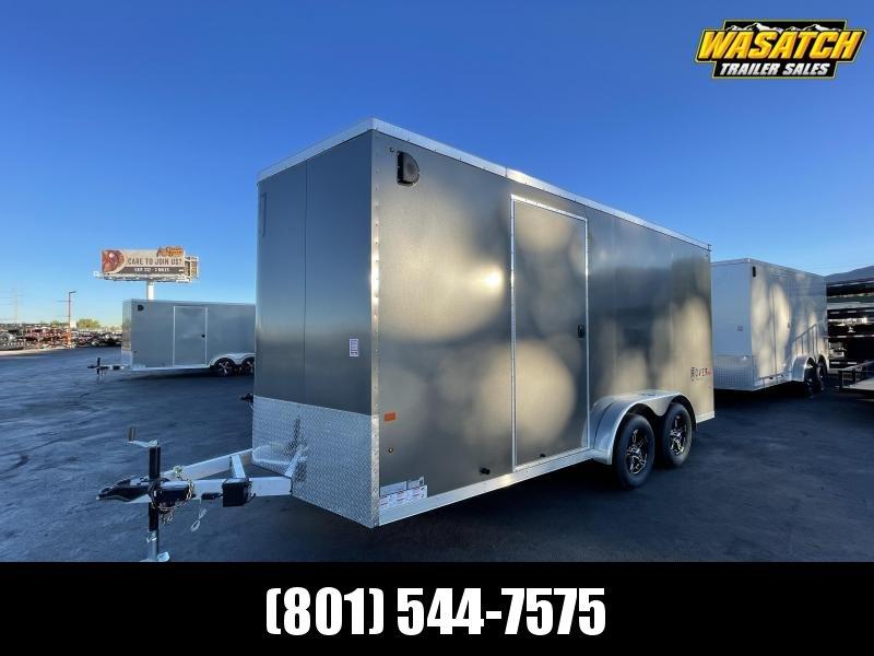 Rover - 7.5x16 - Aluminum - Enclosed Cargo Trailer
