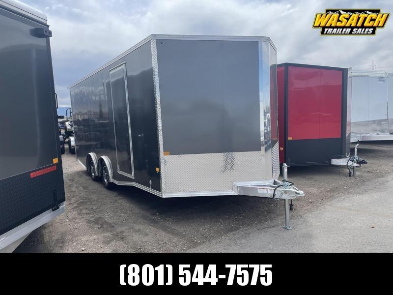 8.5x20 Stealth Aluminum Enclosed Cargo