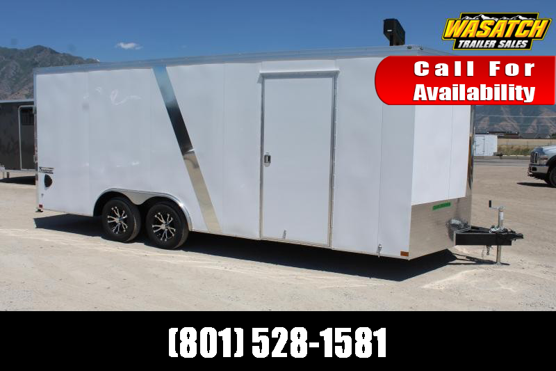Haulmark 85x20 Transport Car / Racing Trailer