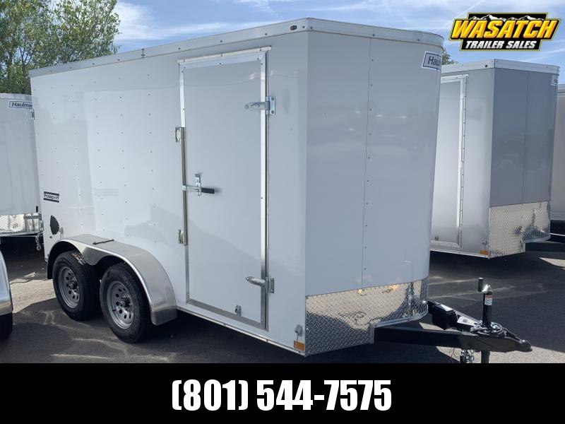 ***Haulmark 6x12 Tandem Passport Deluxe Enclosed Cargo***