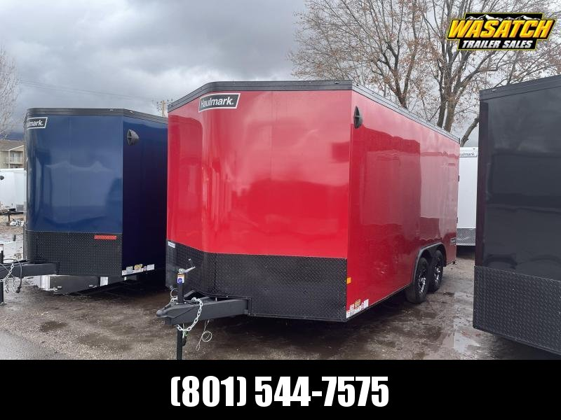 2021 Haulmark 8.5x16 Transport Enclosed Cargo Trailer