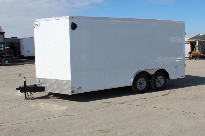 Haulmark 85x16 Passport Enclosed Cargo Trailer