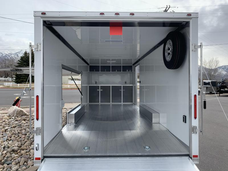 ***inTech 24' Lite Aluminum Car / Racing Trailer***