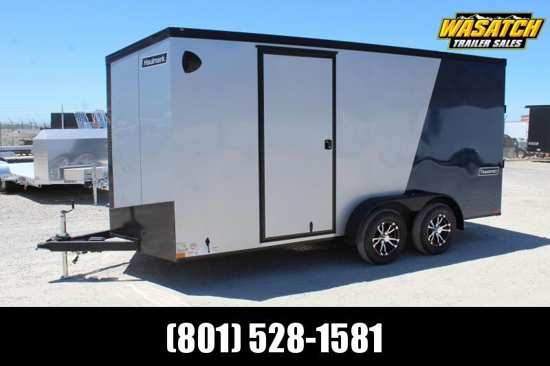 Haulmark 7x16 Transport Enclosed Cargo Trailer
