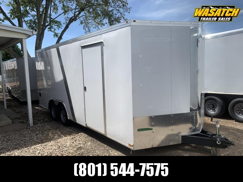 Haulmark 8.5x20 Transport Car / Racing Trailer w/ UTV Package