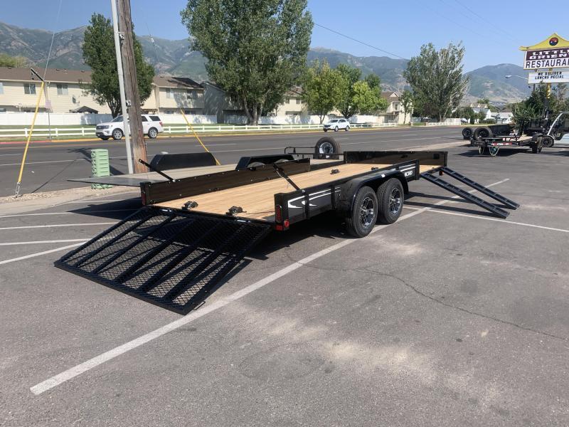 Echo 7x17 Ultimate ATV Utility Trailer