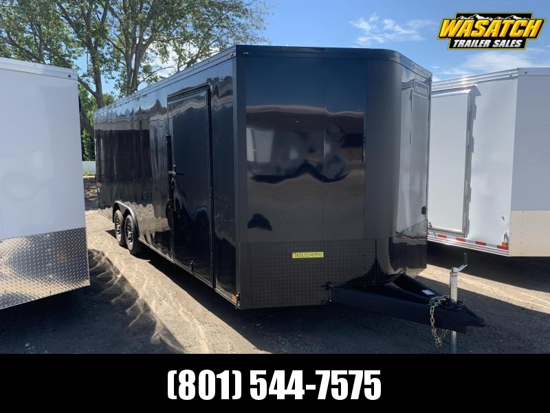 ***Haulmark 8.5x24 Heat Car / Racing Trailer***