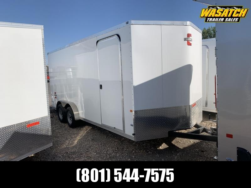 Charmac 7.5x18 Stealth Enclosed Cargo