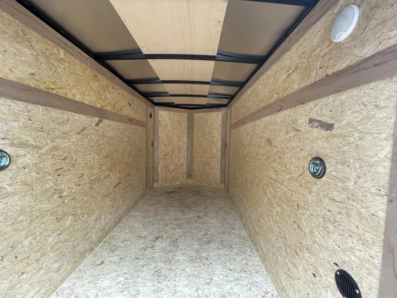 Haulmark 5x10 Passport Deluxe Single Axle Enclosed Cargo