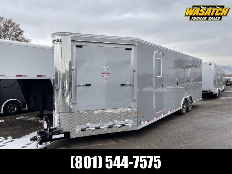 Southland 31' Royal Allsport Snowmobile Trailer