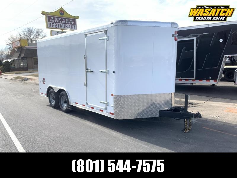 Charmac 100x16 Commercial Duty Enclosed Cargo