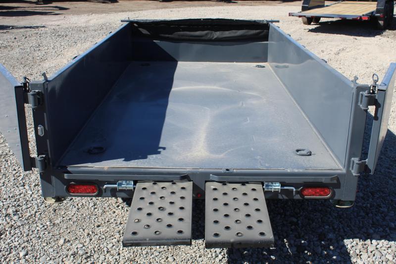 Southland Trailers 5x10 Utility 5k Dump Trailer