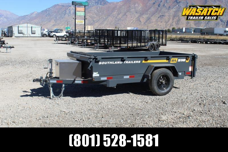 Southland Trailers 5x10 Utility Dump Trailer