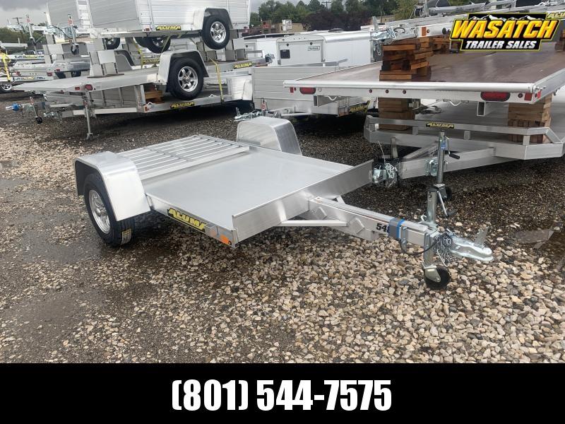 Aluma 4.5x8 (548) Aluminum Utility