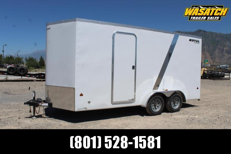 Southland Trailers 7x16 Royal Enclosed Cargo Trailer