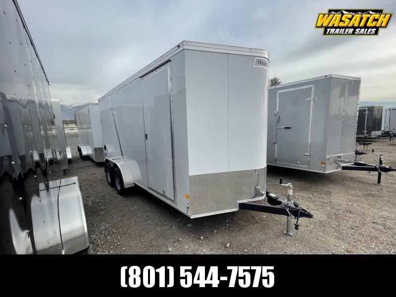 Haulmark 7x16 Transport Enclosed Cargo w/ UTV Pkg