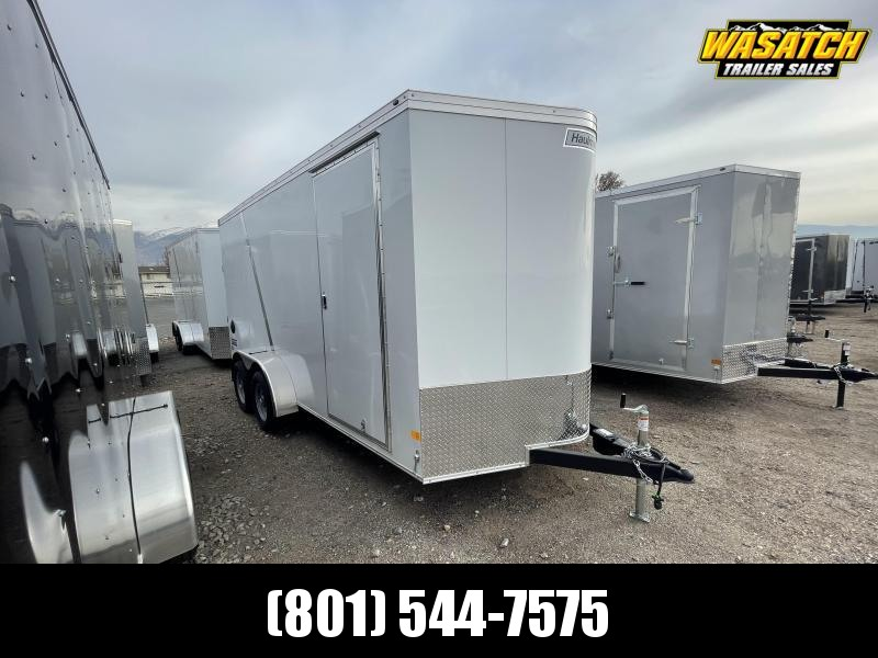 Haulmark 7x16 Transport Enclosed Cargo w/ UTV Pkg