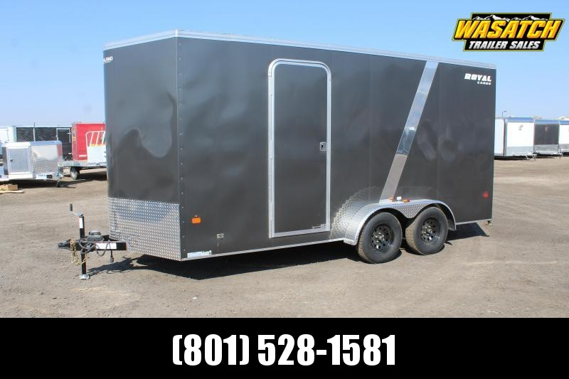 Southland Trailers 7.5x16 Royal Enclosed Cargo Trailer