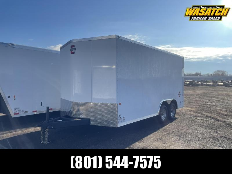 Charmac 16' Stealth Enclosed Cargo