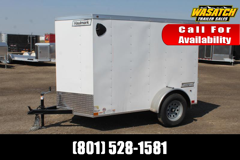 Haulmark 5x10 Passport Enclosed Cargo Trailer