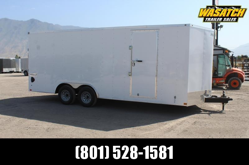 Haulmark 85x20 Passport Deluxe Enclosed Cargo Trailer