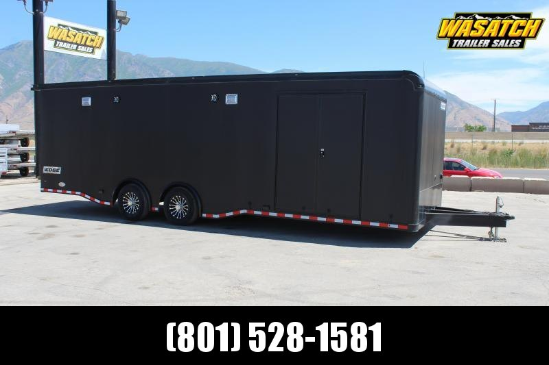 Haulmark 85x28 Edge Car / Racing Trailer