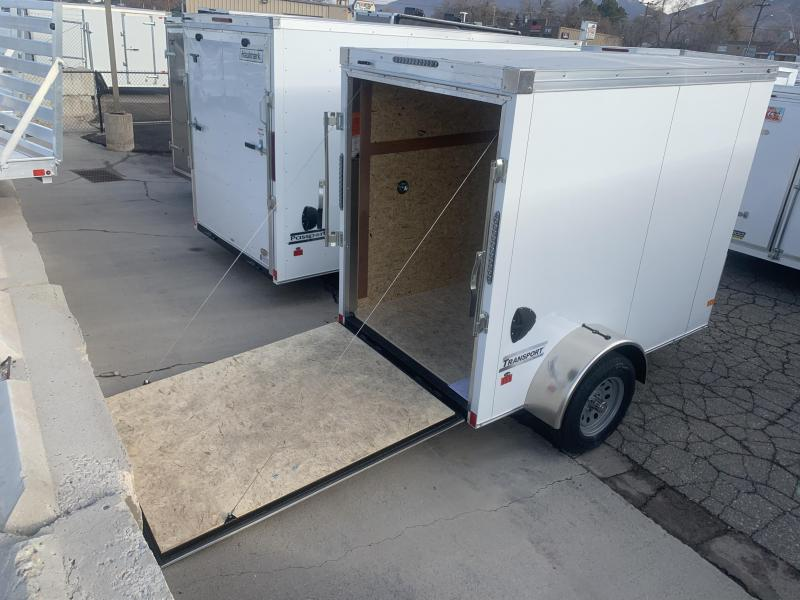 Haulmark 5x8 Transport Enclosed Cargo w/ Ramp