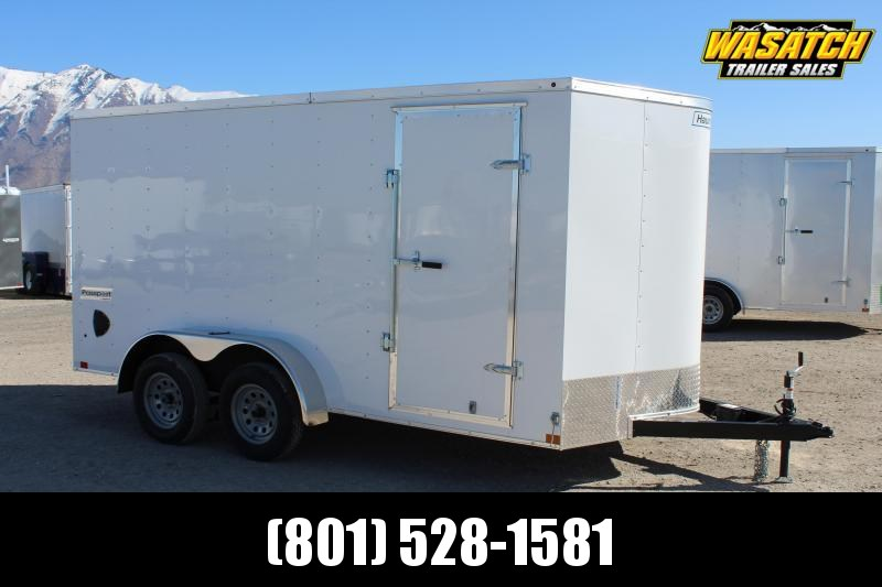 Haulmark 7x12 Passport Deluxe Enclosed Cargo Trailer
