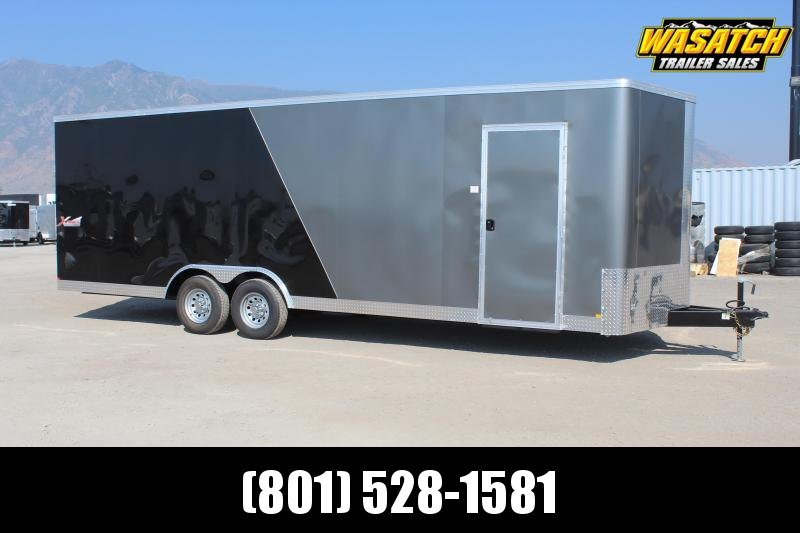 Mirage Trailers 85x24 Xpres Car / Racing Trailer