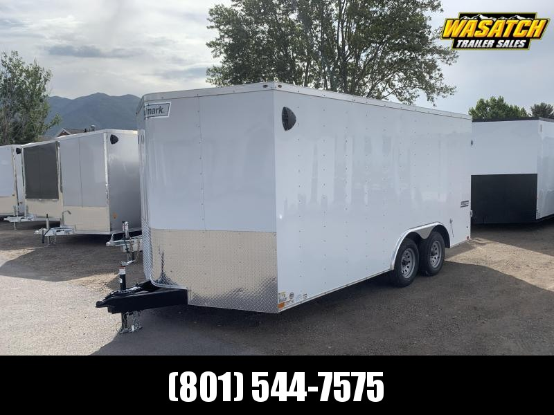 Haulmark 8.5x16 Passport Enclosed Cargo
