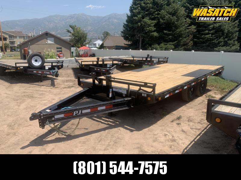 "PJ 16' - 8"" I-Beam Deckover (F8) Flatbed / Flatdeck / Equipment"