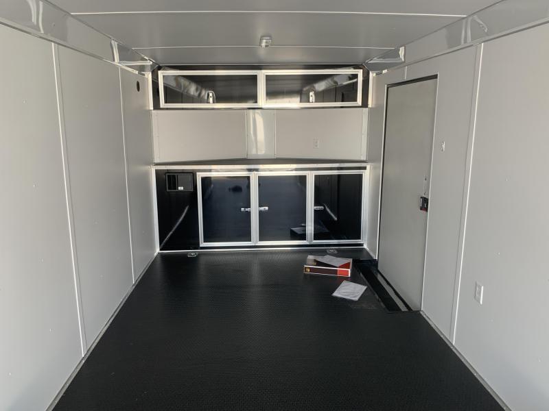 Haulmark 8x24 Heat Car / Racing / Cargo / Enclosed