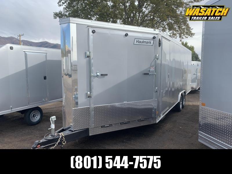 2021 Haulmark 8.5x30 Steel Venture Enclosed Snowmobile Trailer