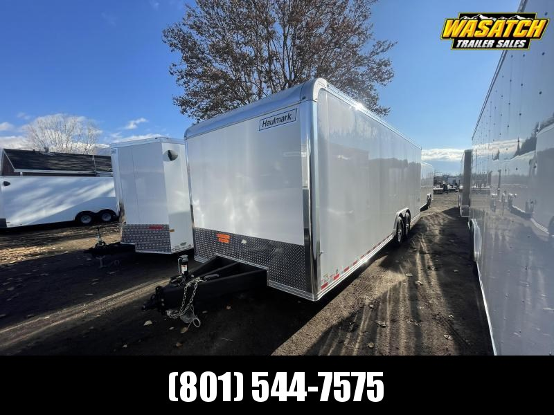 Haulmark 24' Grizzly Heavy Duty Enclosed Cargo