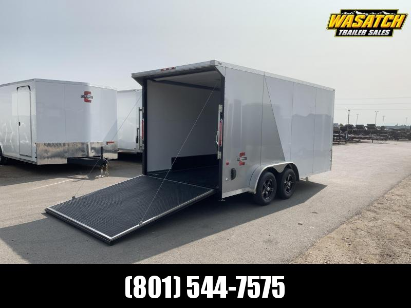 Charmac 7.5x16 Stealth Enclosed Cargo Trailer