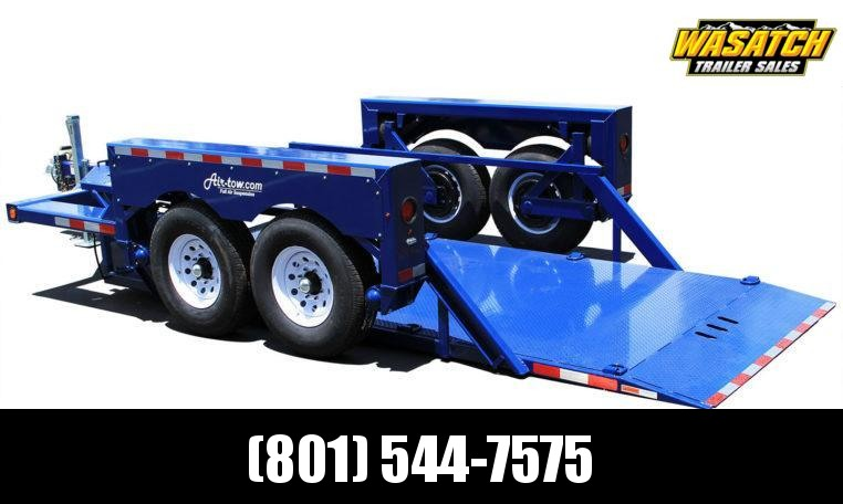 2021 Air Tow T16-10 Tandem Axle Flatbed Flatbed Trailer