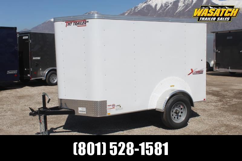 Mirage Trailers 5x8 Xpres Enclosed Cargo Trailer