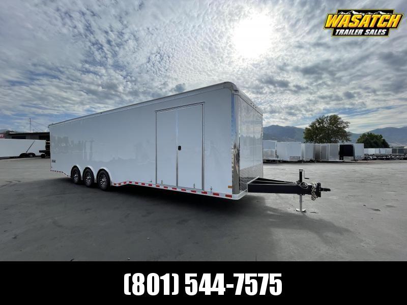 Haulmark - 8.5x34 - Edge - Triple 7k Axles - Car Hauler / Racing / Enclosed Cargo