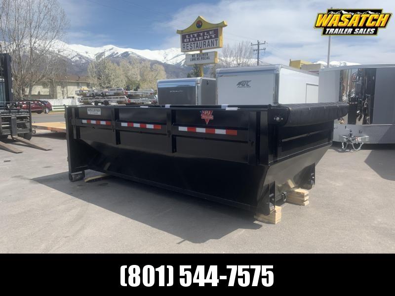 PJ 14 ft Rollster Bin