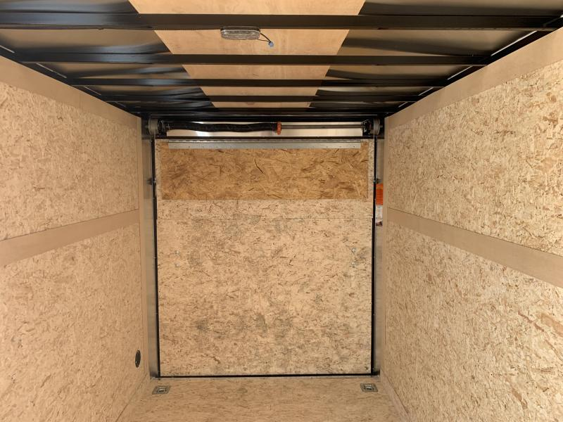 Haulmark 6x12 Transport Enclosed Cargo