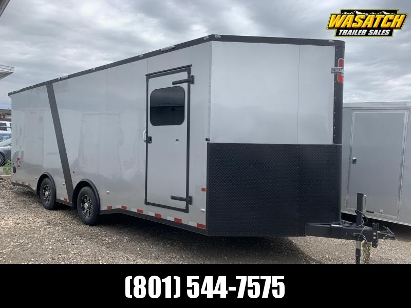 Charmac 28' Stealth V-Nose Car / Racing Trailer