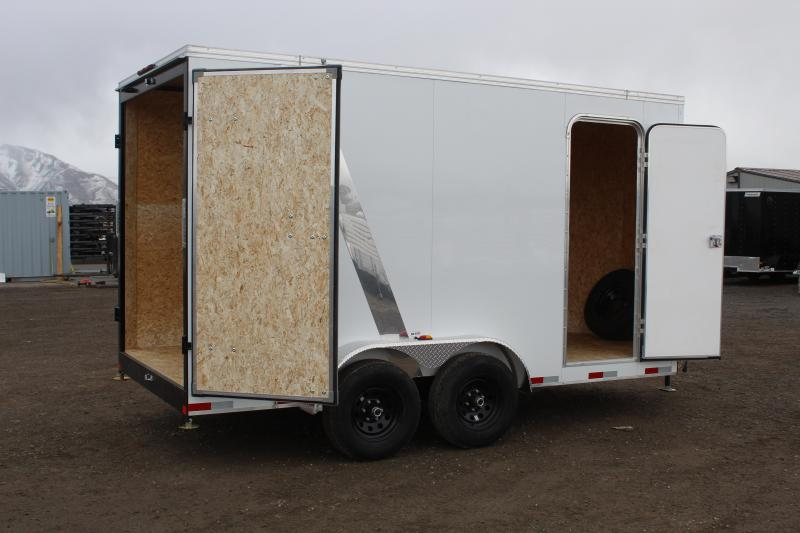 Southland Trailers 7x14 Royal Enclosed Cargo Trailer 11k GVWR