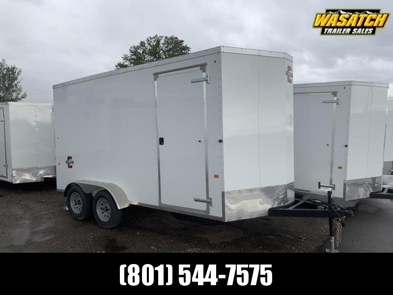 Charmac 7x16 Atlas Enclosed Cargo